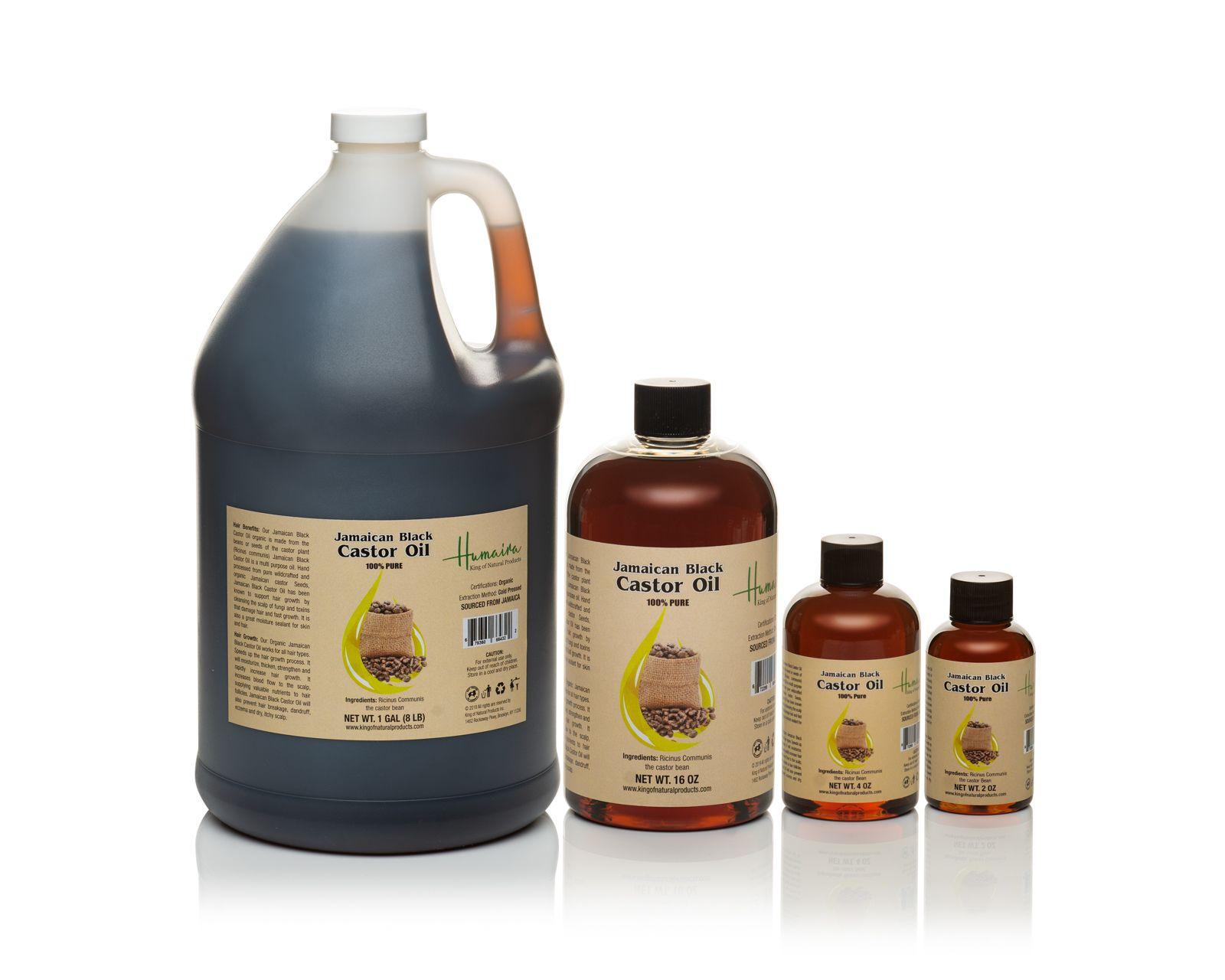 Essential Oils 100 Pure Jamaican Black Castor Oil Beauty Care